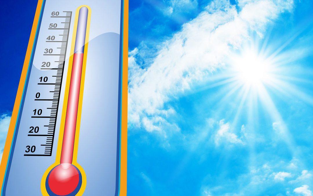 Warum ist es eigentlich so heiß?