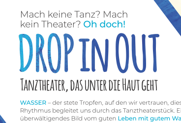 DROP IN OUT Tanztheater
