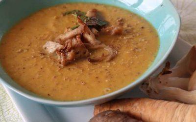 Topinambur-Petersilienwurzel-Suppe von Heike Ripperger