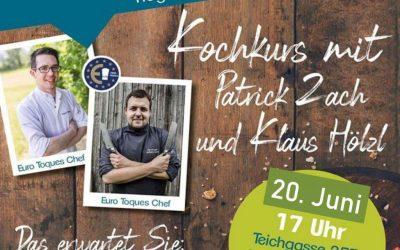 Klimakochkurs by Patrick Zach und Klaus Hölzl