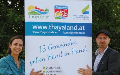Neues Team im Zukunftsraum Thayaland